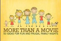 Family Night / by Teaching Grace