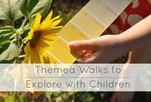 Learning w/Outside Play / by Teaching Grace