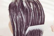 Hair Masks / by Argell Sednaoui