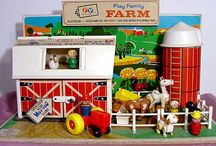 Pretend Play: FARM / 9 Children's Books About Farms: http://delightfulchildrensbooks.com/2010/10/06/farms/ / by Delightful Children's Books