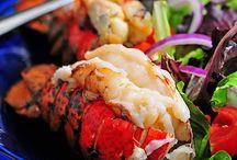 Lobster..Shrimp..Crab..Love!!!!! / by Debi Blancheri Steinmetz