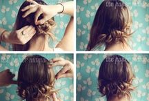 Hairstyles / by Stacey Martin