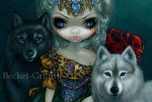 my fantasy realm / by Jody Muzio