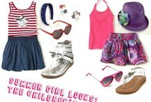 Girls Outfits / by Stacey Martin