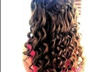 Lovely Hair Styles / by Sandra Hudson-Conway