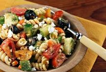 Pasta Lovin' / Pasta recipes - cold or hot / by Amy Auker