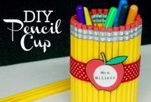 Back to School Ideas / by Stacey Martin