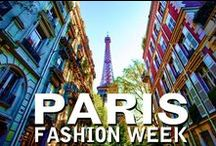 Paris Fashion Week / Introducing Spring'14 collections. / by Find Fashion