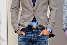 Menswear / Everything Men! Cool, unique, contemporary wear and accessories. / by Find Fashion