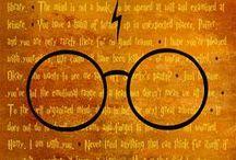 Harry Potter Fanatic! / by Samiha Samin