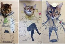 Cats Part 2 / by Diane Reheis