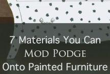 Cool Crafts, DIY Furniture / by Diane Reheis