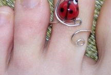 Bead Rings / by Betty Almes