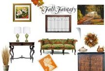 Autumn is Here!! / My favorite of all the seasons...look here for all things fall.  From recipes to fashion and vintage fall finds to tablescapes / by Pam Whimsicalvintage