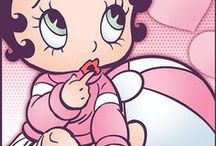 BETTY BOOP ...❀◕‿◕ / ...( =';'=) ...( =';'=)  ...( =';'=) ...( =';'=)   / by ᄂYПDΛ
