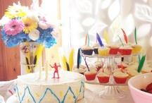 Pellas 3rd Birthday Inspriration  / by Marcella Friedrich