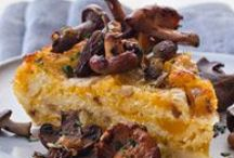 Best Squash Recipes for Fall / Here, delicious recipes for squash, from creamy butternut squash soup to maple-glazed roasted kabocha squash. / by Food & Wine