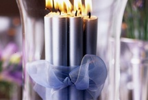 Candles / by Joyce Schilling-noel