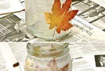 Halloween Crafts Ideas / by Karen Roach-McBride