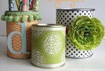 Totally Awesome Craft Ideas / by Jennifer Marie Estes