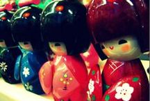 ✱kokeshi✱ / by Julia ♡