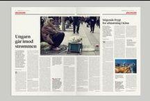 Editorial design / Editorial design / by Dejan Mauzer