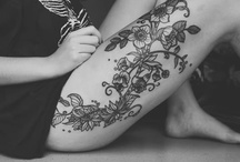 Tattoos/piercings / by Shanice Sterling