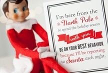 Elf on the Shelf Ideas / Fun things for your Elf to do to surprise and delight the kids! / by Coppin's Hallmark Shop