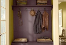Mud Rooms  / Mud Rooms - Rear Foyers - Drop Zones  / by DesignHouse - Debra Taylor Purvis