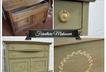 Furniture Makeovers - love it again / by DesignHouse - Debra Taylor Purvis