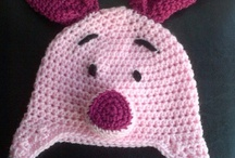 crochet wonderfuls / by Brenda Andrie