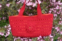 Crochet - Bags & More / by Victoria Anderson