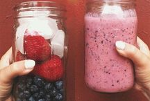SMOOTHIES: / by Ashlee Dunn