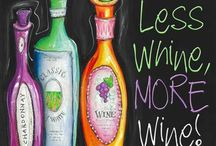 Wine Ideas / by Rose Vining