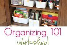 Organize Me Please / by Sherri Wilson