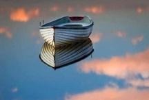 Reflections / by Rosemary Washburn