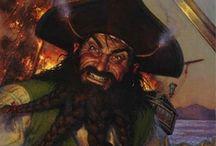 Yo Ho, Yo Ho A Pirates Life For Me / by Carol Speegle