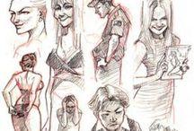 Sketches / by Elisa Beretta