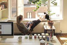 Office / by Elisa Beretta