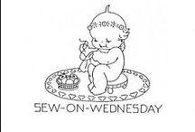 Sew on Wednesday / by Cheryl Sleboda