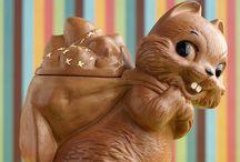 Cookie jars / by Linda S. Wilson
