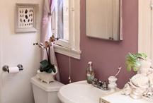 Bathroom Ideas / by Jennifer Heard