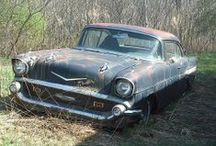 Abandoned Cars / by Jennifer Ratcliffe