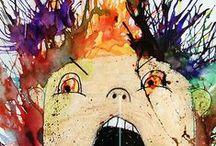 Chirren's Art / children's art ideas / by Jennifer Heard
