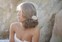 Swell Beauty Veil Line / Wedding Veils & Accessories   / by Swell Beauty