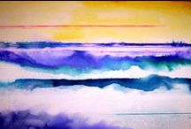 My Art: canvas and color / by Con Pappalardo