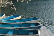 Boats / by Joanne Gosselin