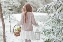 winter wonderland <3 / by Sandi Moore