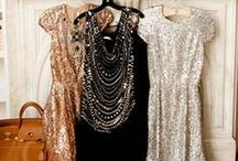 Sparkles! / All that glitters and shines! / by SHEfinds