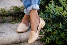 Flats / Give your feet a break with the best flats out there! / by SHEfinds